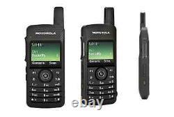 Nouveau Motorola Sl7580, 806-870 Mhz, 2 Watt, 1000 Channel Two Way Radio