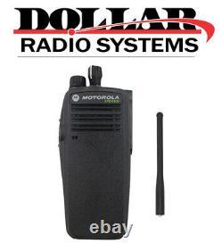 Nouveau Motorola Xpr6100 Vhf 136-174mhz Radio Numérique Dmr Xpr Seulement Aah55jdt9ja1an