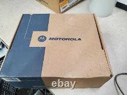 Nouveau Mototrbo Dgp8550ex Vhf Portable Two Way Radio Lah56jcn9pa3an 136-174