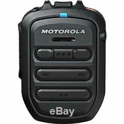 Pmmn4127 Bluetooth Microphone Haut-parleur Pour Poc Et Tlk100 Tlk150 Radios Bidirectionnelles