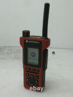 Puissant Motorola Radio Dans Les Deux Sens Mtp8500ex 800mhz Pour L'environnement Extrême Charger