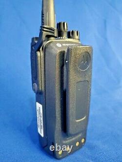 Radio Portable Motorola Xpr6550 Dmr Uhf