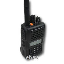 Vertex Vx-p829 Vxp829 Vhf 136-174mhz P25 Clavier Complet Radio Fpp