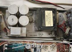 Vintage Motorola Super Consolette Haute Vhf 136-174mhz Radio À Deux Voies, 40w Mocom