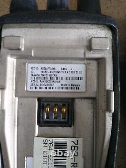 (lot De 5) Motorola Radius Cp200 Vhf 4ch Radios À Deux Sens